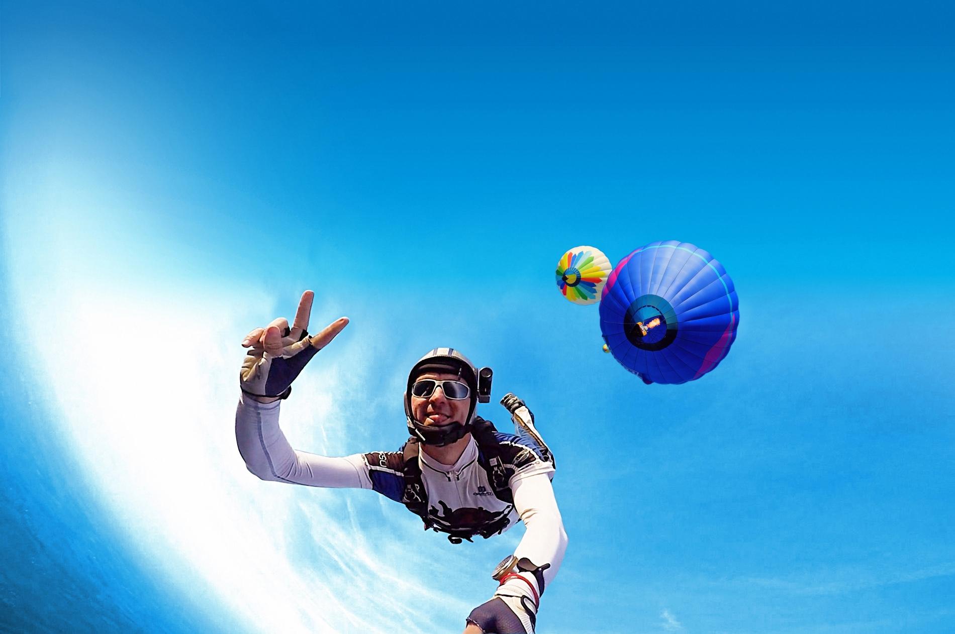 Paraballooning 2020